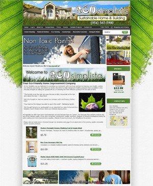Eco Simplista - Your Eco-Friendly Home Improvement Company