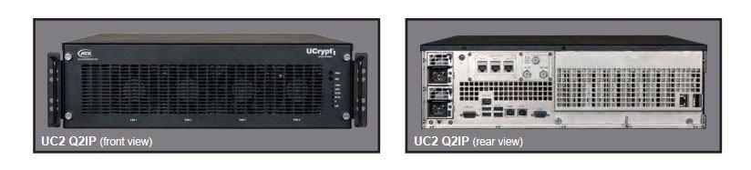 ATX UCrypt® UCT60QIP QAM to IP v2