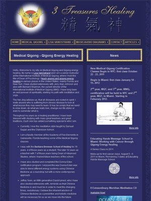 Performing Medical QiQong & Chinese Medicine in Miami and New York