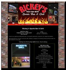 Rickey's Sports Bar & Grill