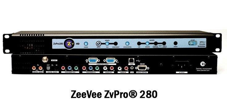 ZeeVee ZvPro 280 by AMT.com