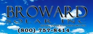 Solar Water Heating by Broward Solar