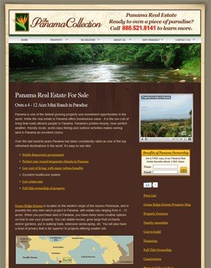 The Panama Collection - Land for Sale - Panama Real Estate