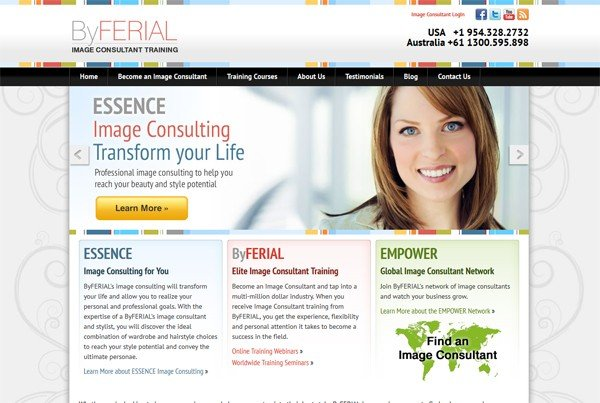 Image Consultant Training - ByFerial