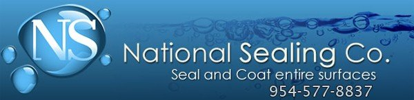 National Sealing Co. - Commercial Sealing and Coating Applications