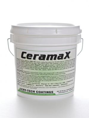 CeramaX Heat Reflective Waterproof Coating