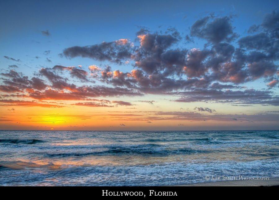 Hollywood Florida Sunrise