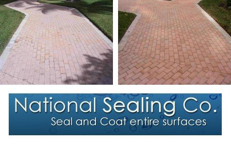 NationalSealing Paver Sealing Paver Sealing Services in South Florida