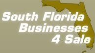 South Florida Businesses 4 Sale - Russell Cohen