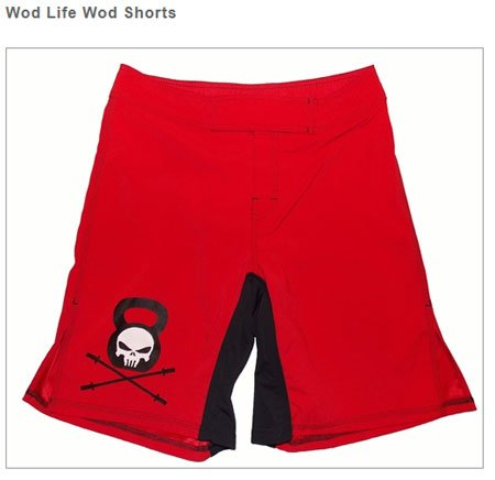 shorts WODLIFE   CrossFit Apparel