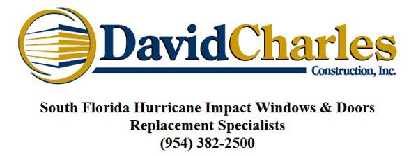 DavidCharles Broward Impact Windows  Doors By David Charles Construction