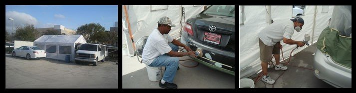 Paint Shuttle Auto Bumper Repairs in Boca Raton & Ft Lauderdale