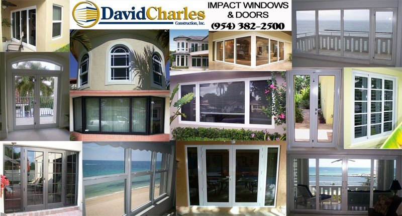 DavidCharles Collage1 Ft Lauderdale Impact Windows  Doors Replacement Specialists