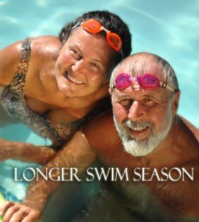 Old Couple Swimming1 Solar Water Heating for Home or Pools by Broward Solar