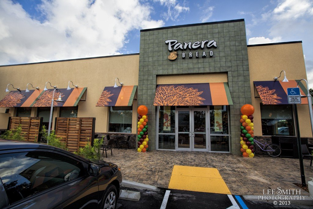 Panera Bread - the new Davie, FL Location