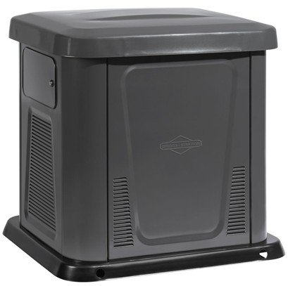BS HGS 10 12kW threeQuarters.ashx  South Florida Briggs  Stratton and GE Whole House Generators
