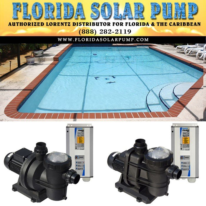 Florida Solar Pool Pumps by Florida Solar Pump