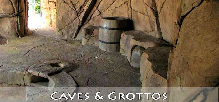 Broward Pool Contractor for custom caves and grottos