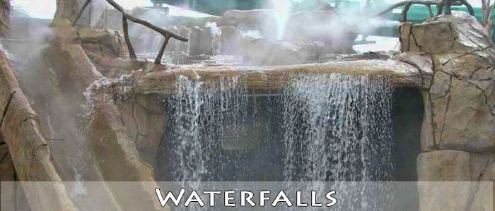 Broward Pool Contractor for custom waterfalls - cave - spa