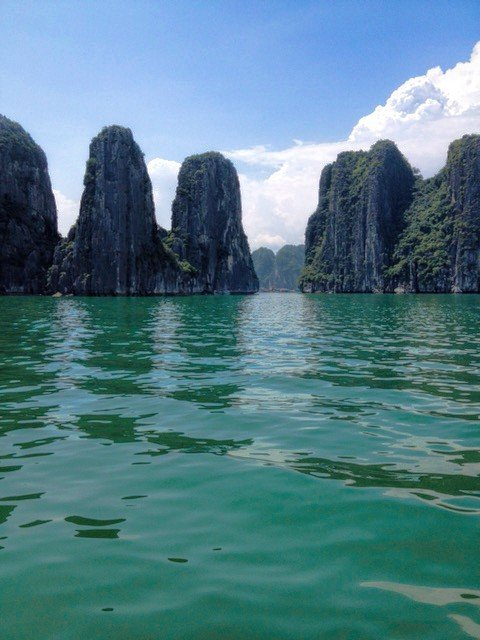 Ha Long Bay -Vietnam-