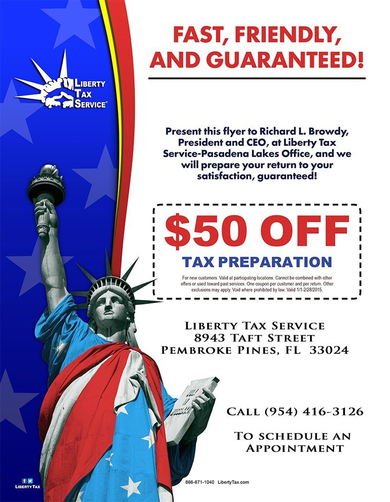 Liberty Tax Service - Pembroke Pines, Florida