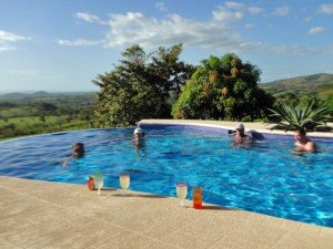 Panama Pool Party
