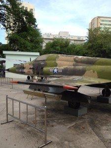 Captured US warrior jets
