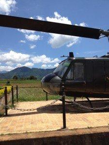 Khe Sanh troops dispute site in DMZ
