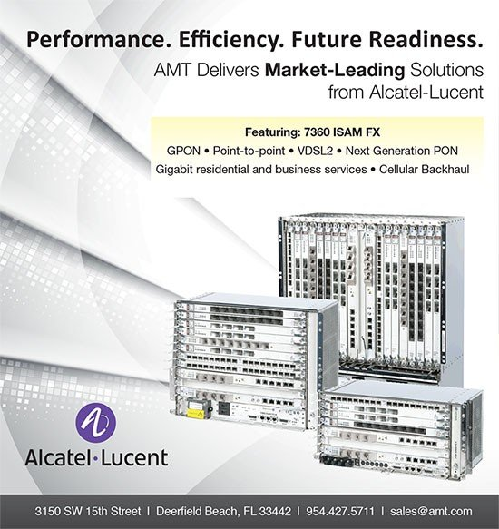 Alcatel Lucent Products by AMT