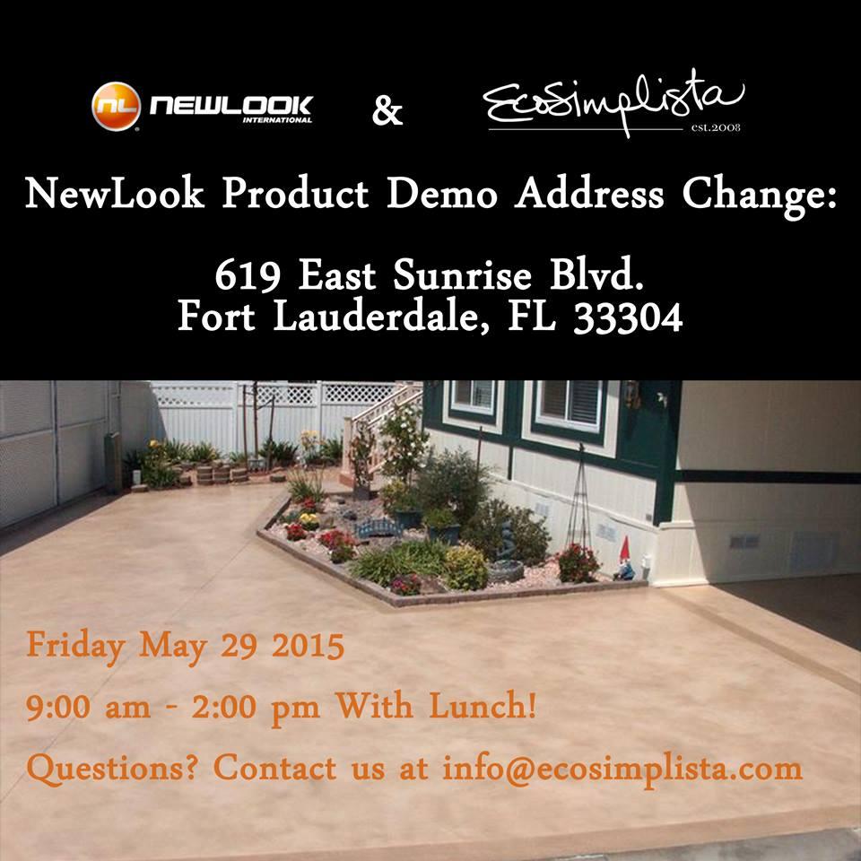 NewLook Product Demo by EcoSimplista