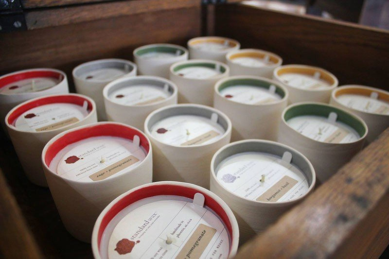 Soy Base Candles - Standard Wax