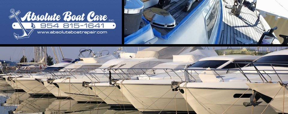 Absolute Boat Repairs, Dania Beach, Florida
