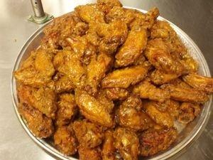 Famous Rickeys Chicken Wings