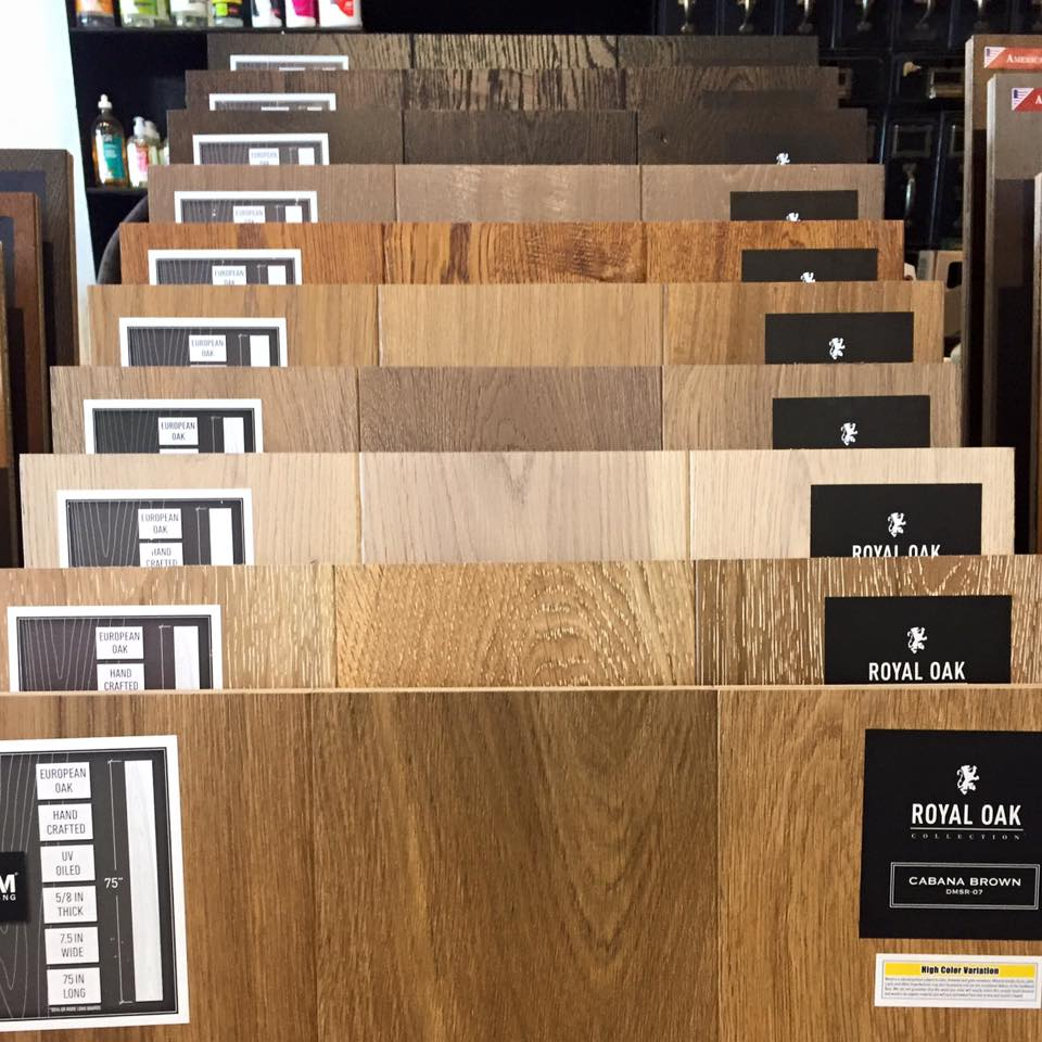 New Hardwood Floor Collection At Ecosimplista