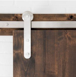 The Apex sliding barn door hardware series takes architectural hardware to a new level.