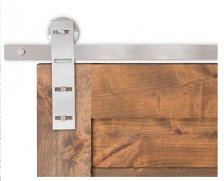 The Orion sliding barn door hardware series takes architectural hardware to a new level.