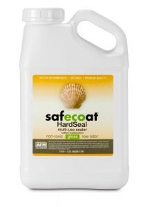 AFM Safecoat Hard Seal from EcoSimplista