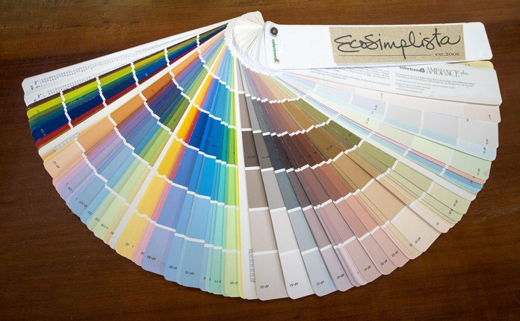 Non-Toxic Interior and Exterior Paints by EcoSimplista