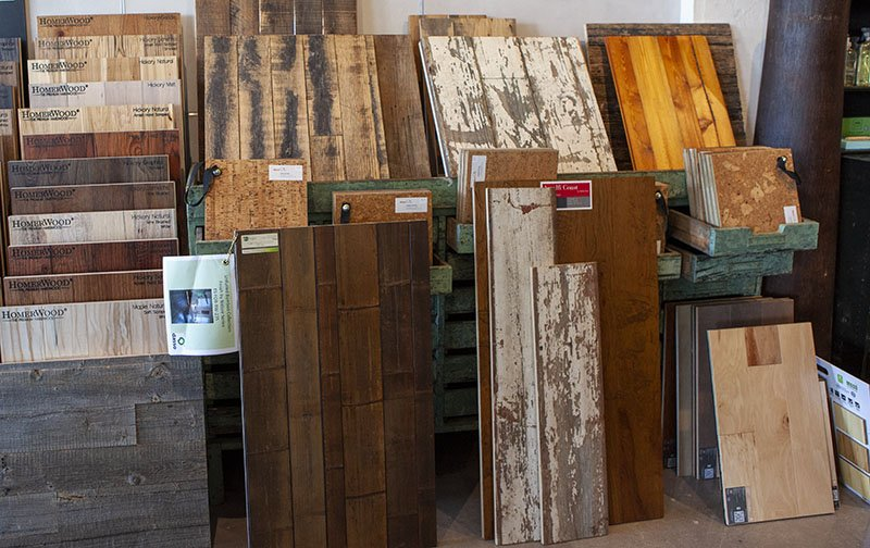 EcoSimplista offers a variety of Reclaimed wood for your home projects covering Miami, Broward and Palm Beach Counties