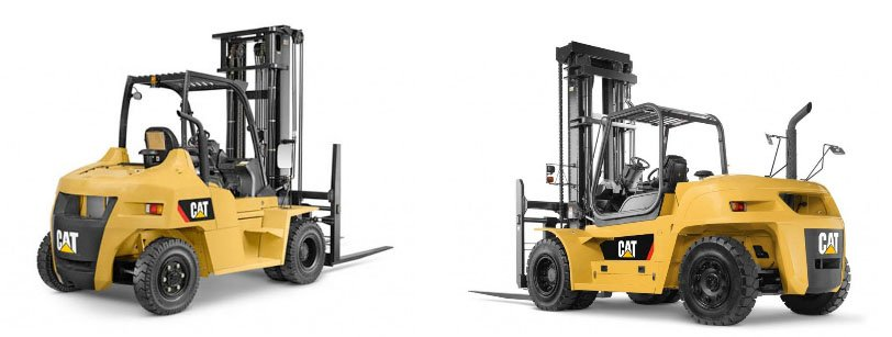 Cat Lift Trucks offers a wide range of durable lift trucks designed to handle your material handling applications from G&W Equipment
