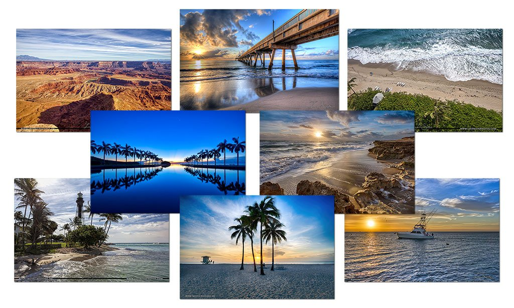 South Florida Landscape Photography - Photographic Wall Art for home or office featuring South Florida Photography by Lee Smith